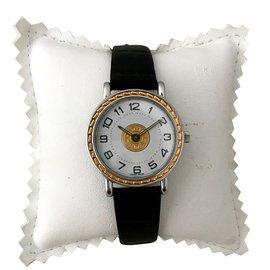 Hermès-Montres-Blanc