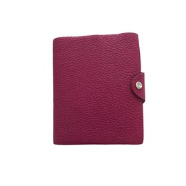 Hermès-Wallet Small accessory-Purple