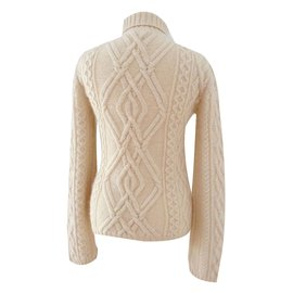 Chloé-Knitwear-Cream