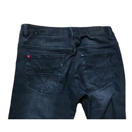 Ikks-Pantalons-Bleu