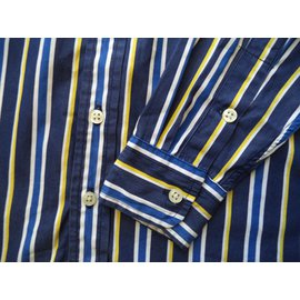 Ralph Lauren-Classic cut; long sleeves.-Navy blue
