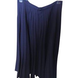 Chanel-Tailleur-Bleu