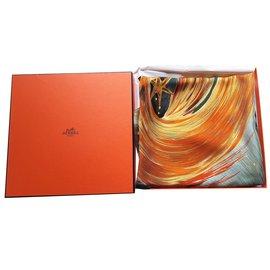 Hermès-feux du ciel-Multicolore