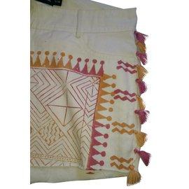 Antik Batik-Shorts-Multicolore