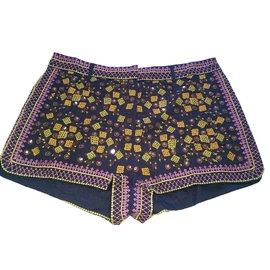 Antik Batik-Sharlen short-Multicolore
