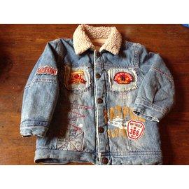Autre Marque-Jacket-Blue