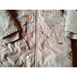 Autre Marque-Coat-Khaki
