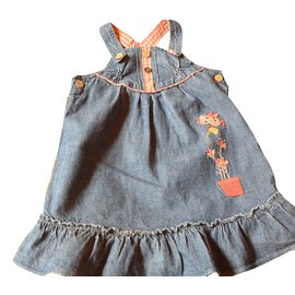 Autre Marque-Dress-Navy blue