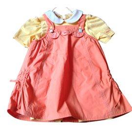 Autre Marque-Dresses-Orange