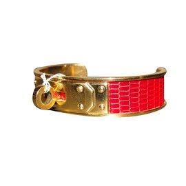Hermès-Bracelets-Rouge