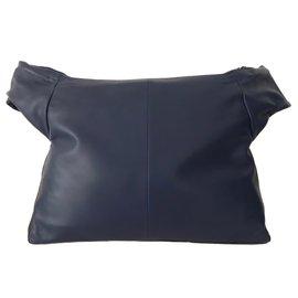 Chanel-Sac à main-Bleu