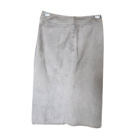 Céline-Skirts-Grey