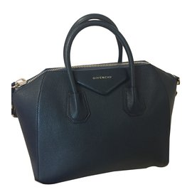 Givenchy-Hand bags-Blue