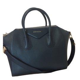 Givenchy-Sacs à main-Bleu