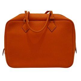 Hermès-Plume-Orange