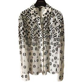Louis Vuitton-chemise 2016-Blanc
