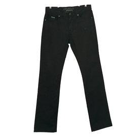 Karl Lagerfeld-Denim-Black