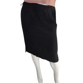 Chloé-Skirts-Black