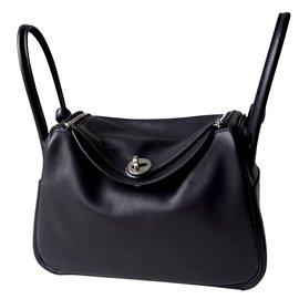 Hermès-Lindy 26-Noir