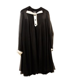 Chanel-Robe-Noir