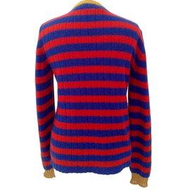 Gucci-Pulls, Gilets-Multicolore