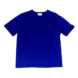 Hermès-Tops-Bleu
