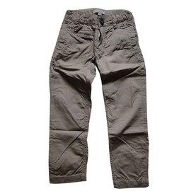 Burberry-Pantalons garçon-Beige