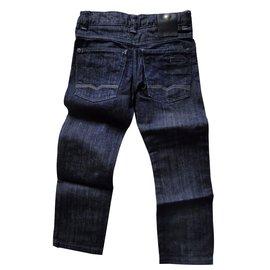 Hugo Boss-Pants-Blue