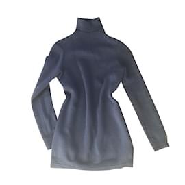 Louis Vuitton-Veste en laine-Bleu