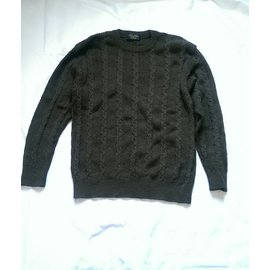 Brook Brothers-Sweaters-Dark brown