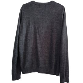 Sandro-Sweaters-Grey
