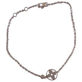 Louis Vuitton-Bracelet Monogram Idyle-Argenté