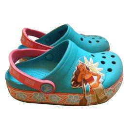 Autre Marque-crocs Sandales enfant-Multicolore