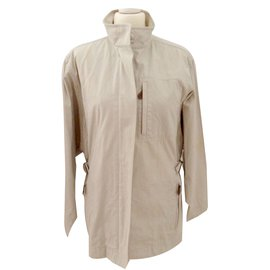 Hermès-Jacket-Beige