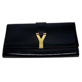 Yves Saint Laurent-Pochette Chyc Yves Saint Laurent-Noir