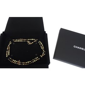 Chanel-SAUTOIR CHANEL PARIS-CUBA-Vert