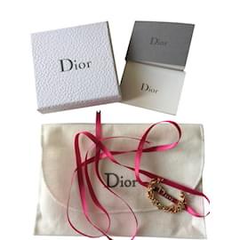 Dior-Collier-Multicolore,Doré
