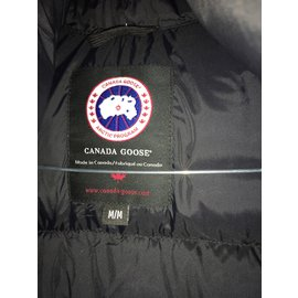 Canada Goose-Sleeveless vest-Black