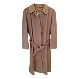 Burberry-Vintage Coat-Light brown