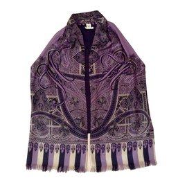Hermès-Vestes-Multicolore