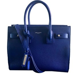 Saint Laurent-Sacs à main-Bleu