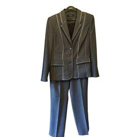 Autre Marque-costume-Bleu Marine