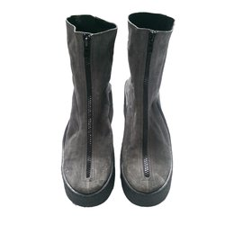 Robert Clergerie-Ankle Boots-Grey