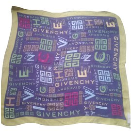 Givenchy-Scarf-Multiple colors