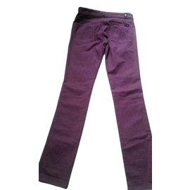Emilio Pucci-Jeans-Violet