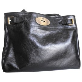 Mulberry-Handbags-Black
