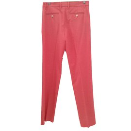 Gucci-Pantalons-Rose