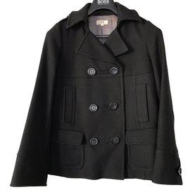 Pablo De Gerard Darel-Coats, Outerwear-Black