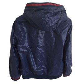 Dirk Bikkenbergs-Boy Coats Outerwear-Blue