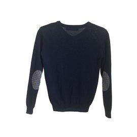 Dirk Bikkenbergs-Sweaters-Blue